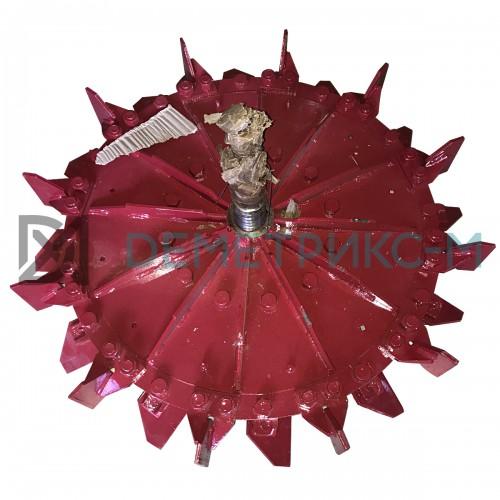 Вал с ротором ПКК 0100620
