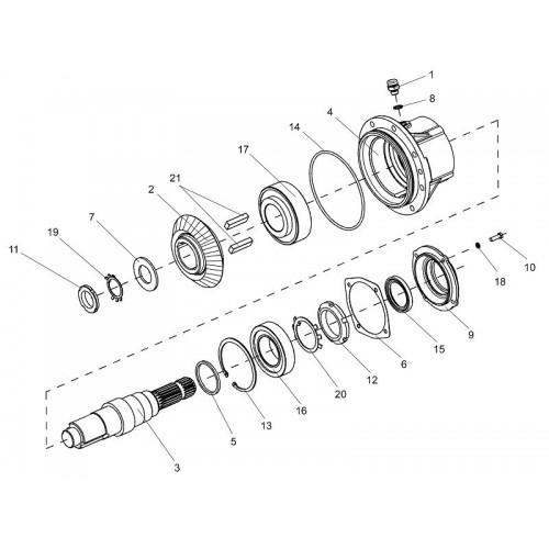 Стакан КПР 9103050