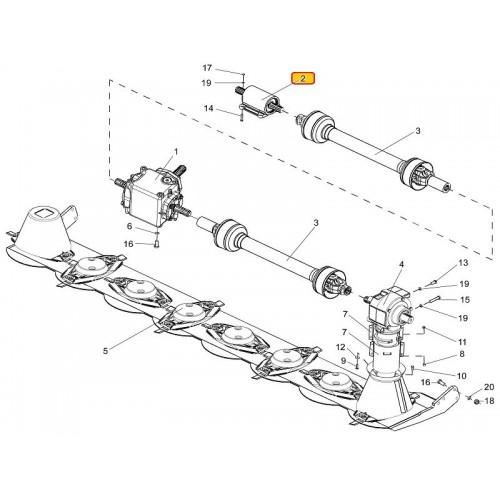 Контрпривод КПР-1-9306000А