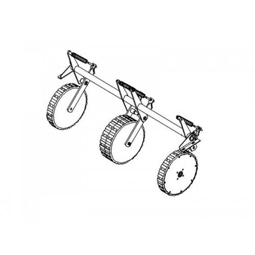 Колесо ботвозатягивающее КПК 0113000Б